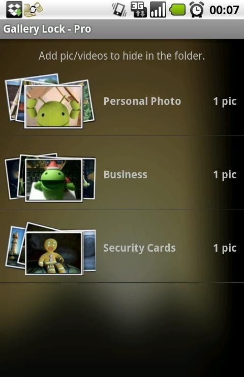 Gallery Lock Lite