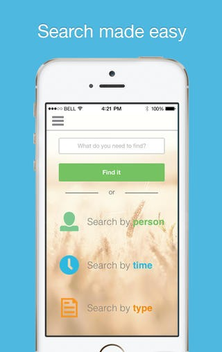 FindIt for iPhone