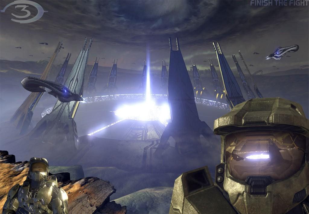 Halo realistic windows halo reach screensaver gloryshotss - Halo 5 screensaver ...