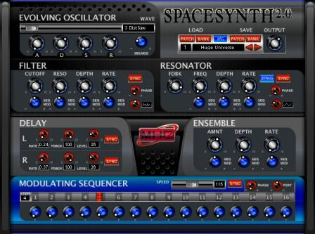 Space Synthesizer