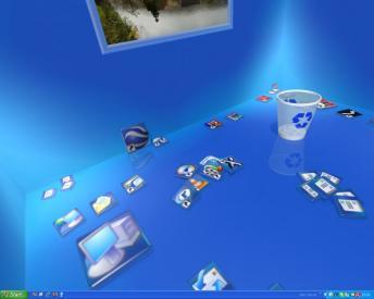 Real Desktop Light