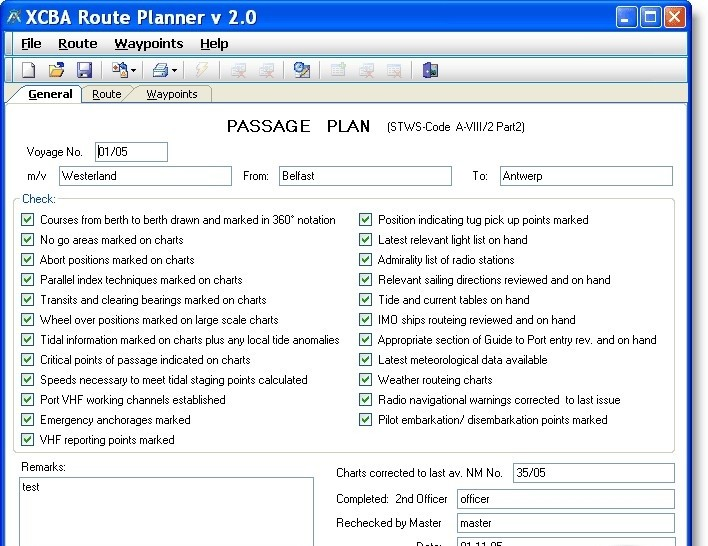 XCBA Route Planner newspaper route software