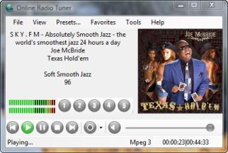 Online Radio Tuner