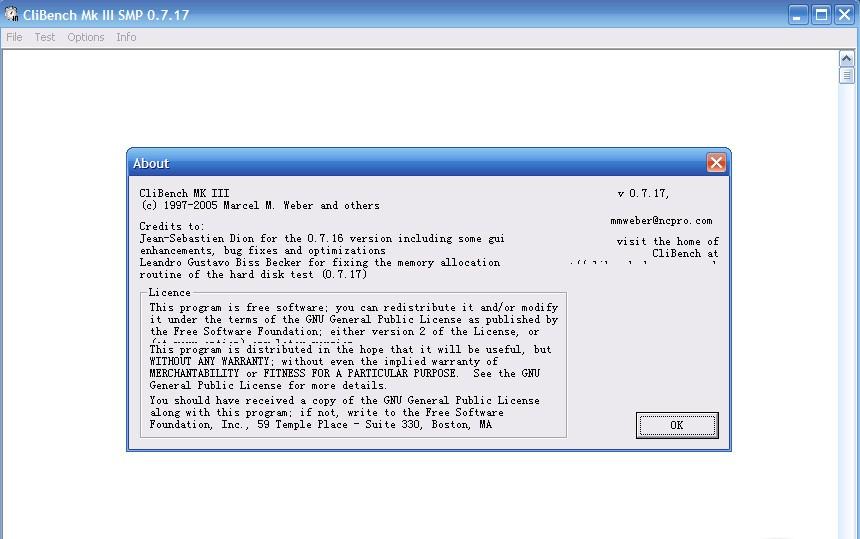 CliBench mk III smp warcraft iii cursor