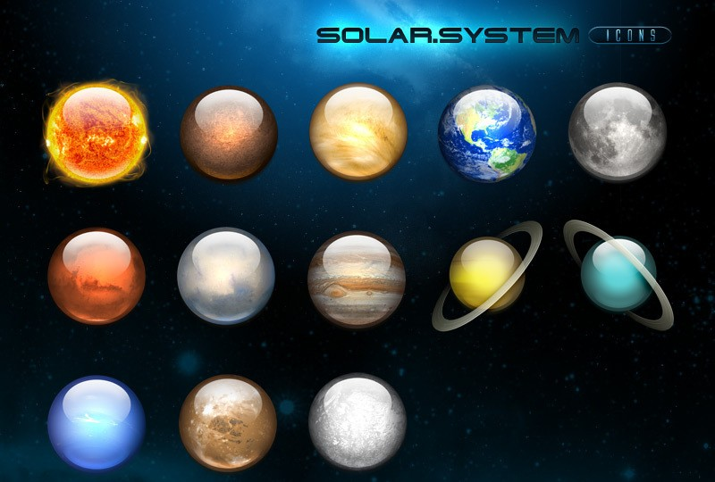 what makes our solar system - photo #47