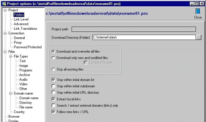 Offline Downloader imagefap browse galleries