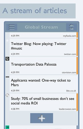 App.news for iPhone