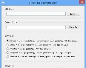 Free PFD Compressor
