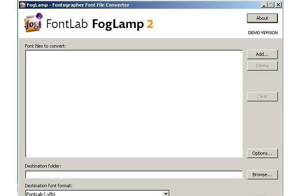 FogLamp for Windows
