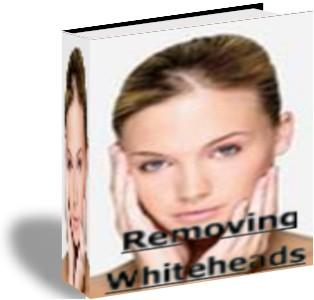 Removing Whiteheads girls dress removing