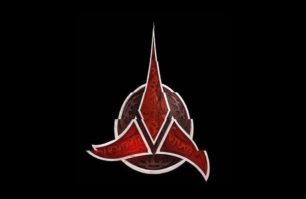 Klingon Screensaver