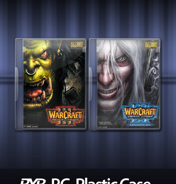 Warcraft 3 dock icons
