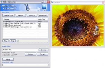 Amic Video Converter yuvutu home videos