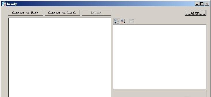 Mesh Objects Browser descobrindo o alfabeto