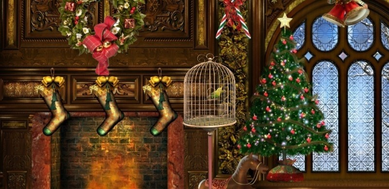 Christmas Paradise 3D