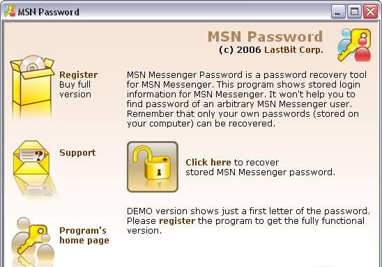 Lastbit MSN Password alexroot4 imgsrc password