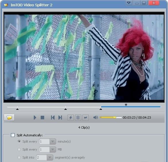 ImTOO Video Splitter 2.0.1.0111 + crack (patch). Чтение RSS. Лучший сайт