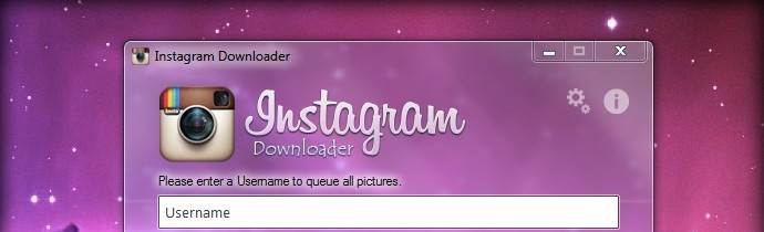 Instagram Downloader instagram for java