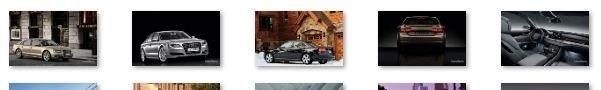 Audi A8 Windows 7 Theme windows xp theme