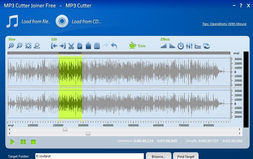 Пожалуйста проверьте MP3 скачать Free MP3 Cutter Joiner , Free M