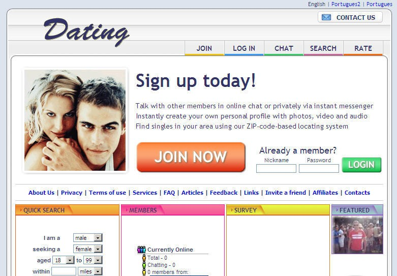 New free dating site in usa