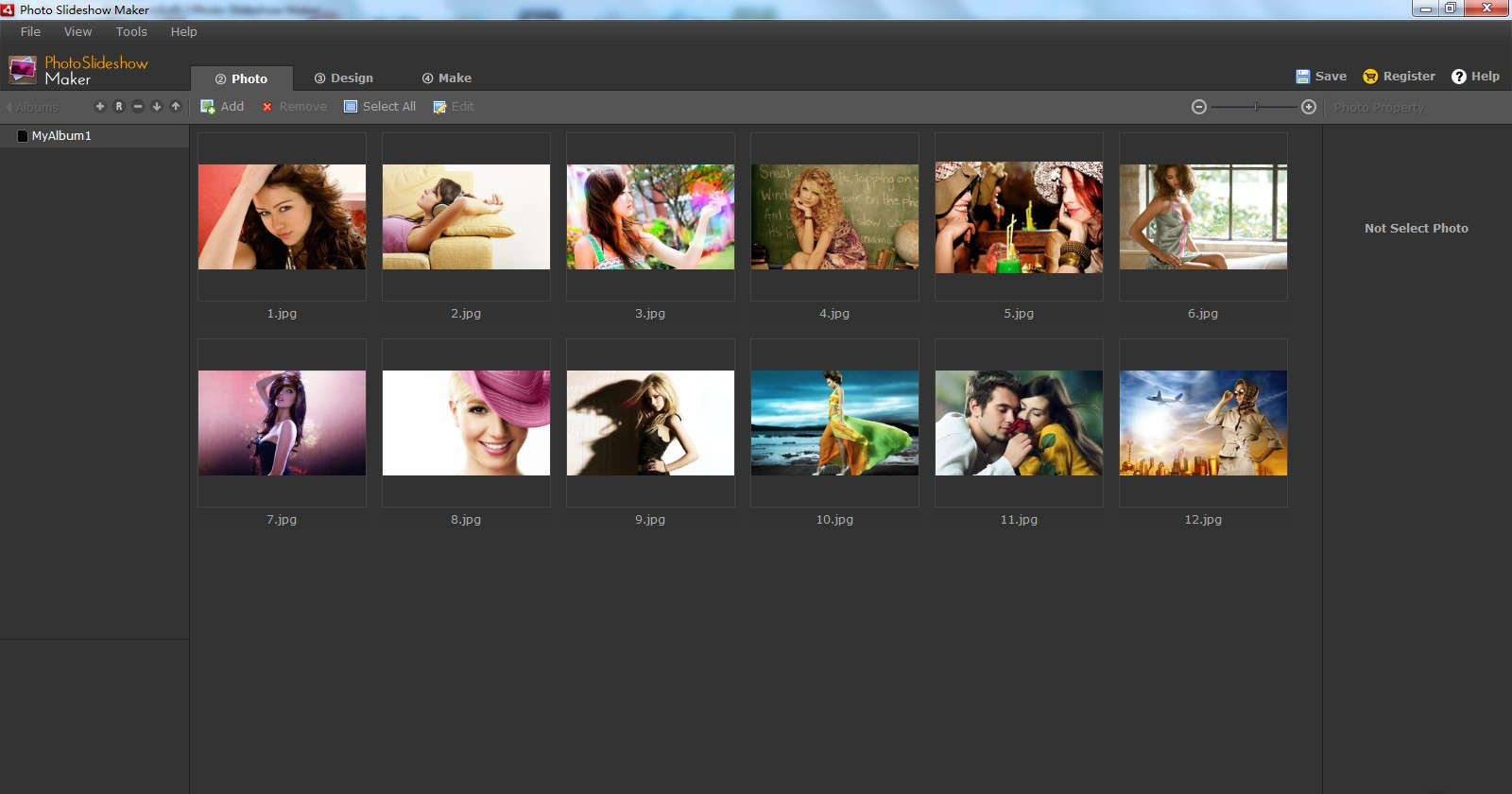VisionGem Tech - Free Slideshow Maker - A Free Slideshow Free online photo slideshow maker with music