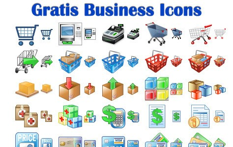 Gratis Business Icons
