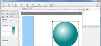 DrawPad Graphic Editor