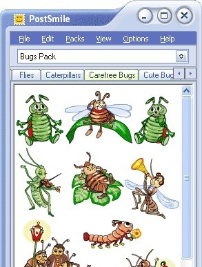 Bugs Images Collection