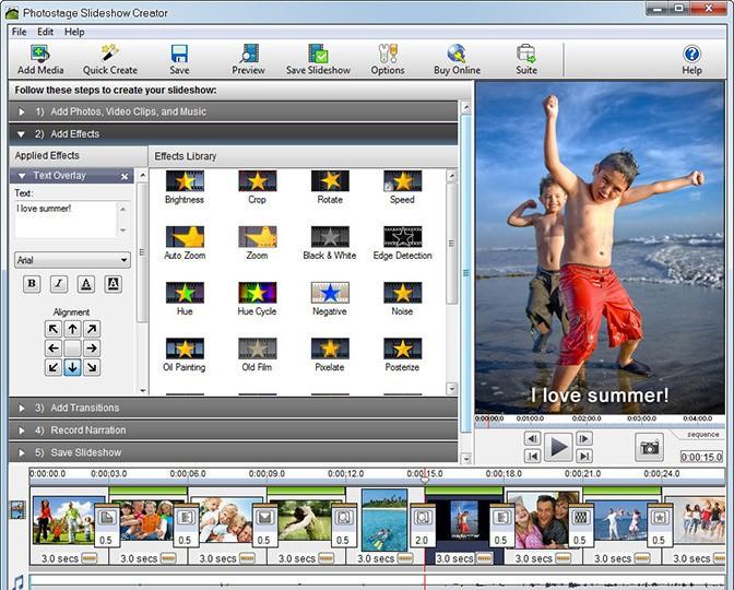 PhotoStage Pro Edition