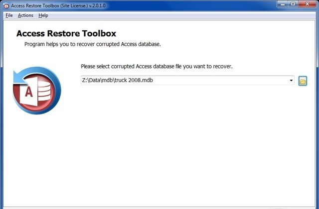 Access Restore Toolbox