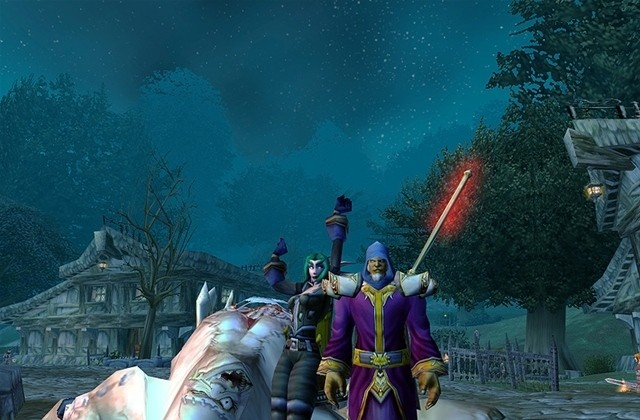 World of Warcraft Part 3 warcraft iii cursor
