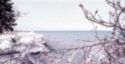Frozen On Lake Superior
