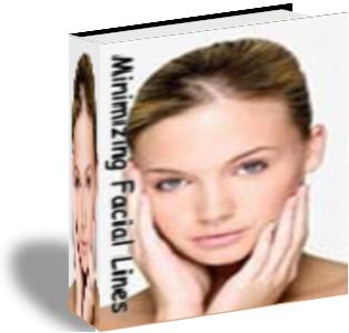 Minimizing Facial Lines - A free ebook designed to give you information on how to maintain a good health