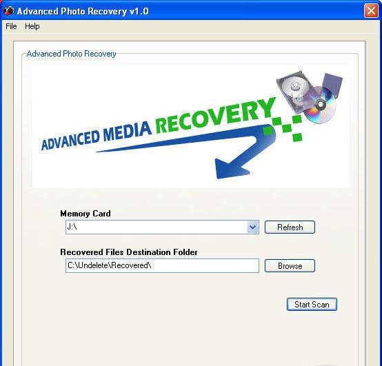 Advanced Photo Recovery - это лучший вариант для восстановления потерянных