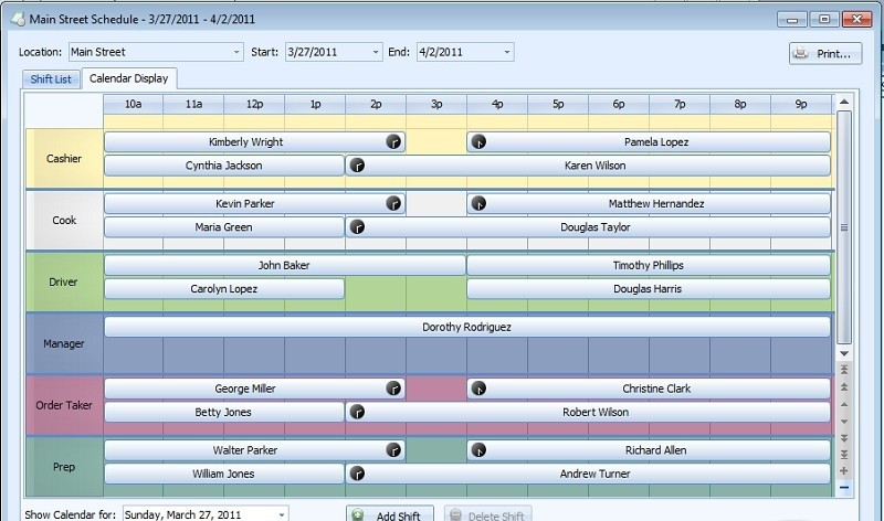 Employee Schedule Spreadsheet http://www.pic2fly.com/Employee+Schedule ...