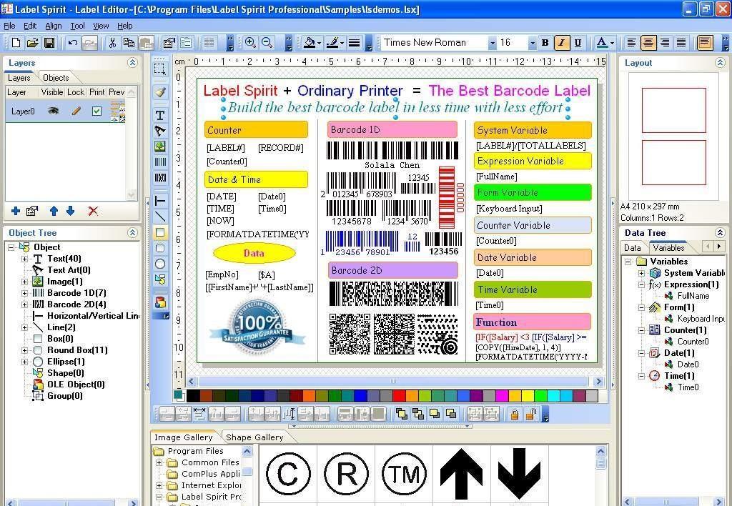 Label Spirit Enterprise