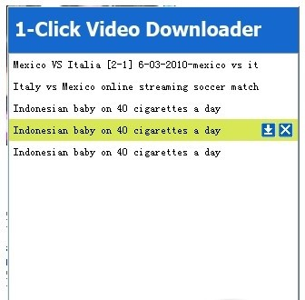 1-Click Videos Downloader yuvutu home videos