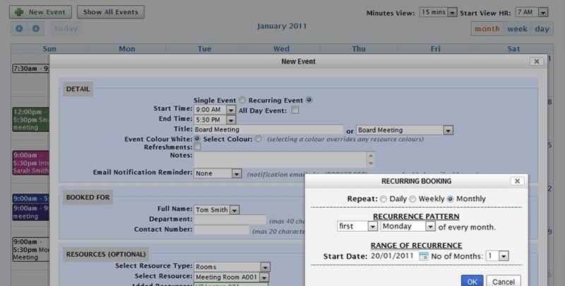 Free Scheduling Software