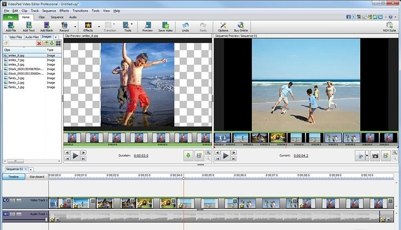 VideoPad Masters Edition 3.36