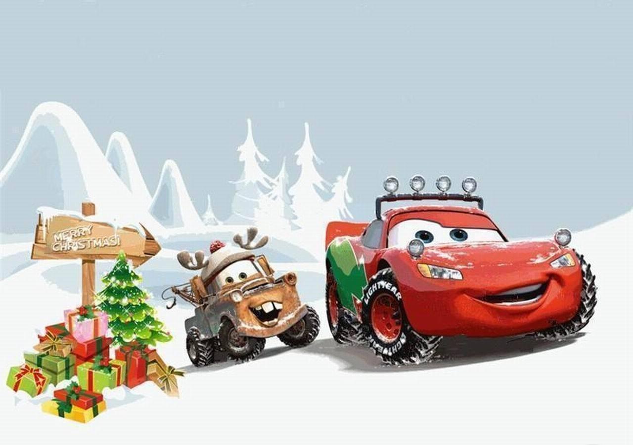 Cars Christmas Wallpaper spongebob