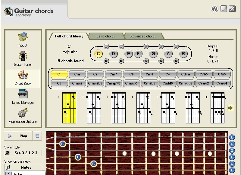 Learn Guitar Chords  Apps on Google Play