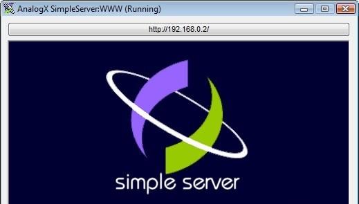 AnalogX SimpleServer:WWW www xnxx com