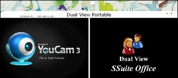 SSuite Dual View Portable