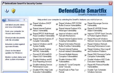 DefendGate Security Suite