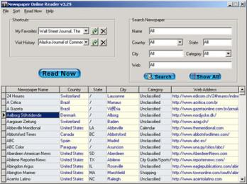 Hornsoft Online Newspaper newspaper route software