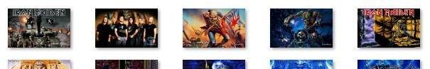 Iron Maiden Windows 7 Theme windows xp theme