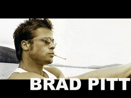 Brad Pitt Pics Screensaver