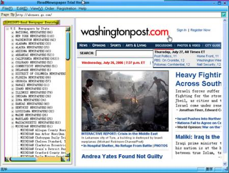 Read 2000 American Newspapers newspaper route software