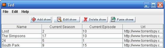 Torrent Episode Downloader meridian 90 tv